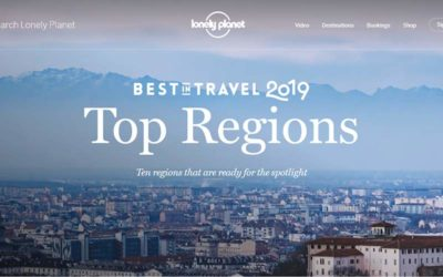 Lonely Planet Best in travel